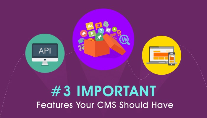 How to choose the right CMS based on these important features