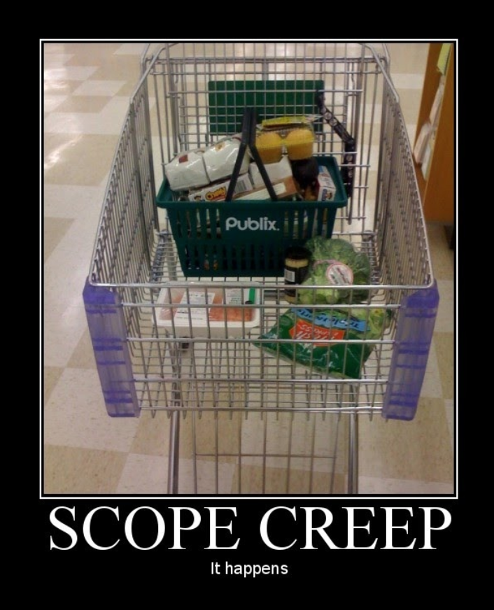 How to avoid scope creep, and other software design lessons learned the hard way