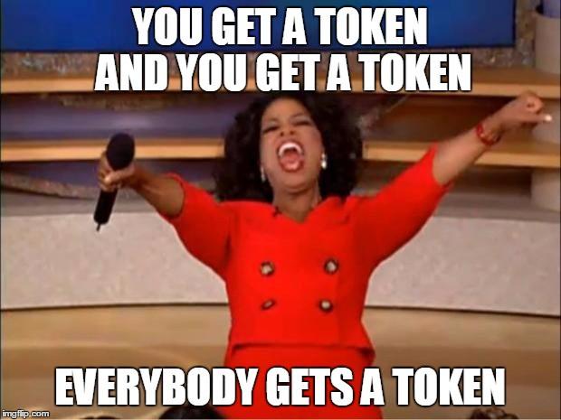 Create an Ethereum token using open source contracts (open-zeppelin)