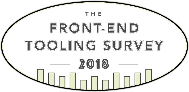 Launching the Front-End Tooling Survey 2018
