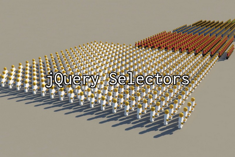 How to use jQuery Selectors and CSS Selectors, and the basics of how they work