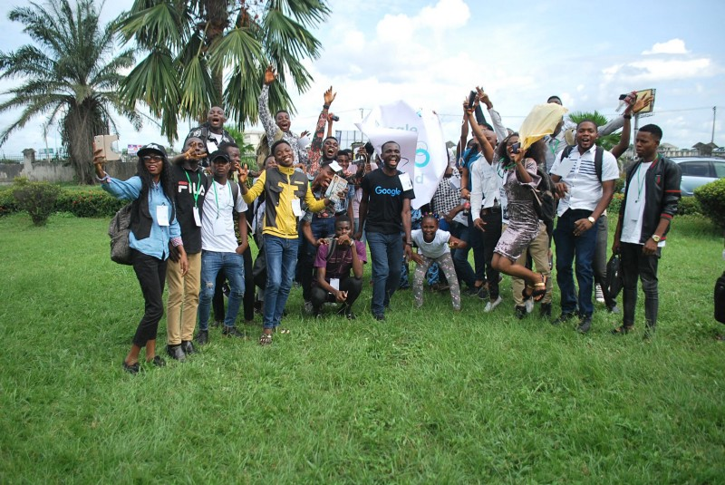 How I brought the excitement of Google I/O 2018 to 115 people in Warri, Nigeria