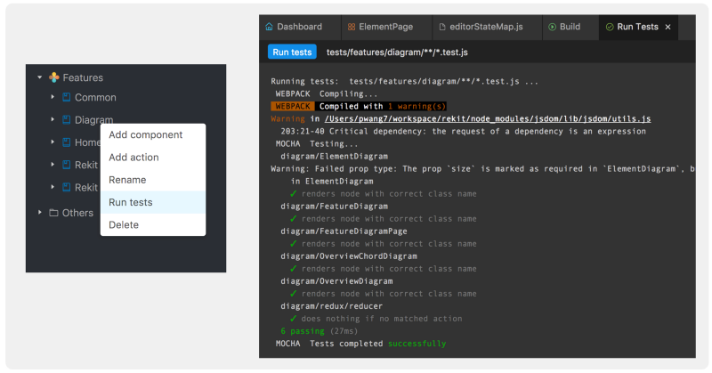 Introducing Rekit Studio: a real IDE for React and Redux