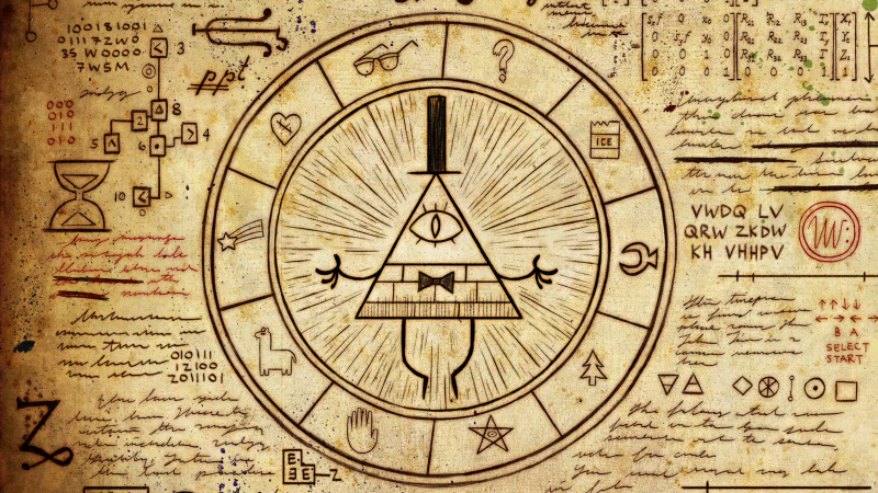 "How ""Gravity Falls"" can help you teach your kids basics of cryptography"