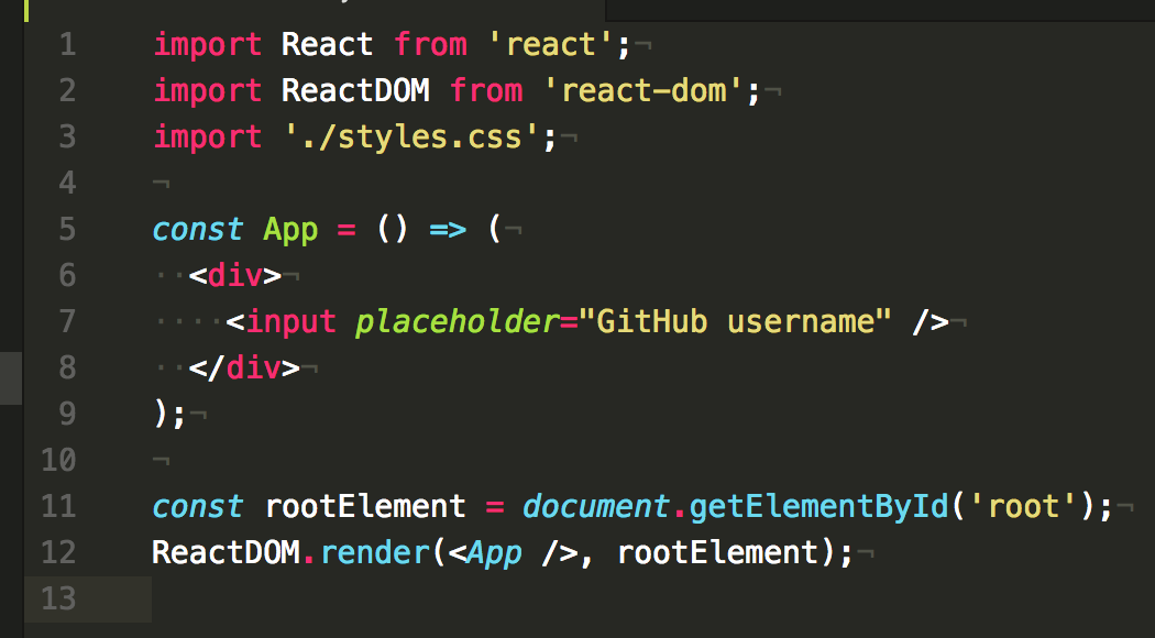 How to build GitHub search functionality in React with RxJS