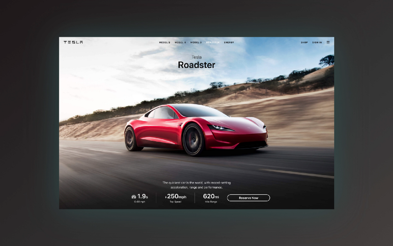 How To Build A ? Responsive Tesla Launch Page With Bulma CSS