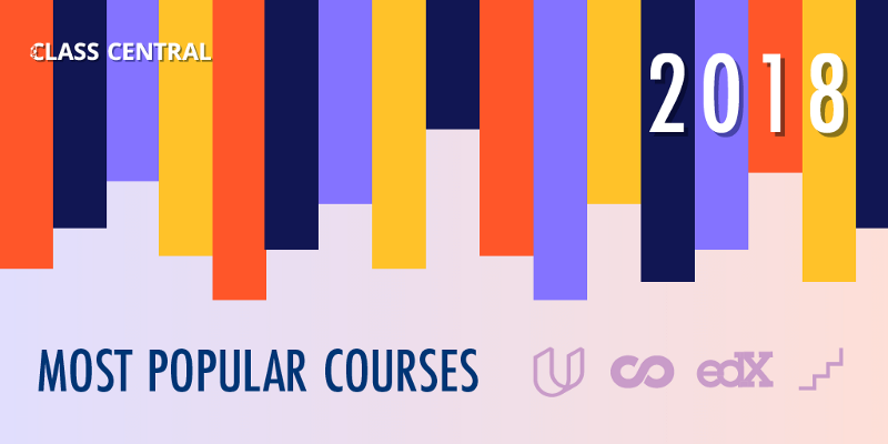 2018's Most Popular Free Online Courses