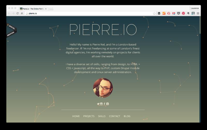 15 Web Developer Portfolios to Inspire You