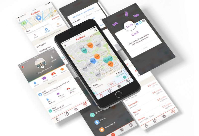 How I Designed My First App