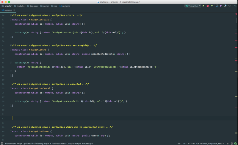 Make WebStorm better with these customizations