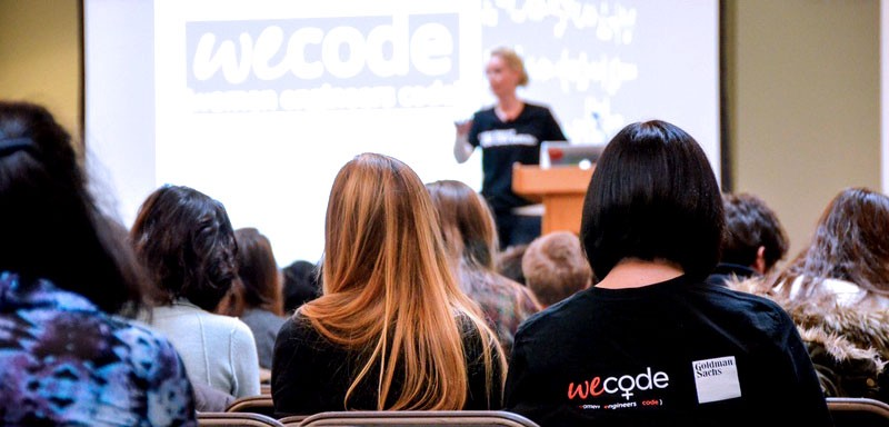 What It's Like to be a Man at a Women's Tech Conference