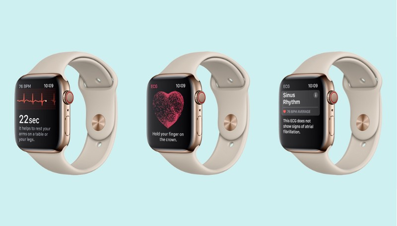 What the new Apple Watch's EKG means for the future of consumer wearables and healthcare