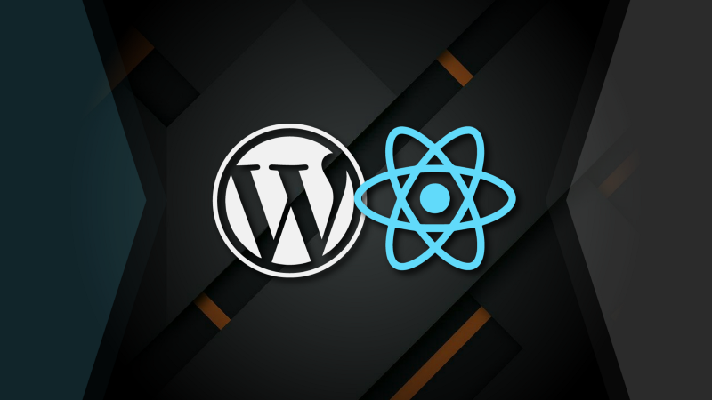 How to create a modern web app using WordPress and React