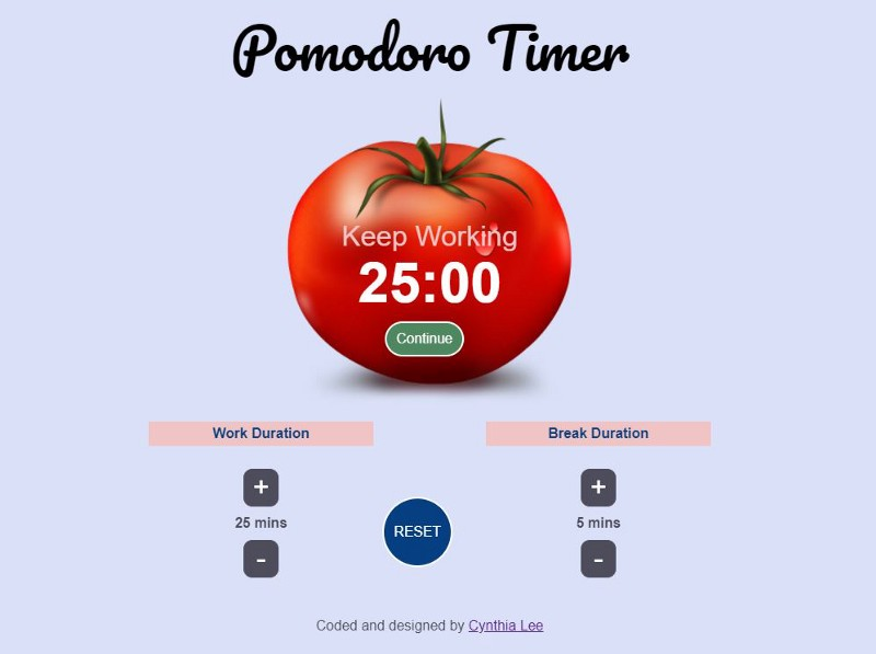 How I built my Pomodoro Clock app, and the lessons I learned
