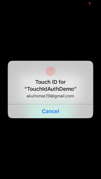 How to use Touch ID for a quicker, easier login to your app