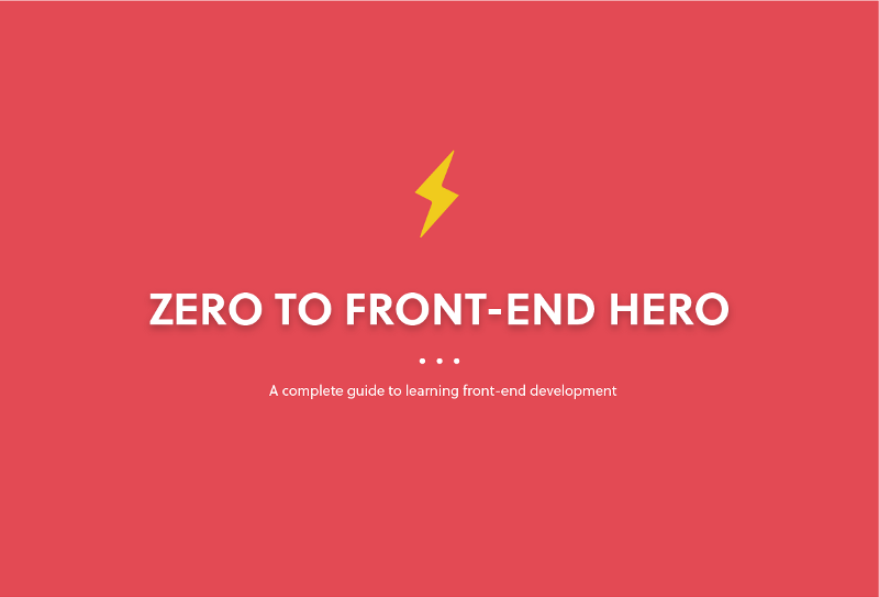 From Zero To Front End Hero Part 1