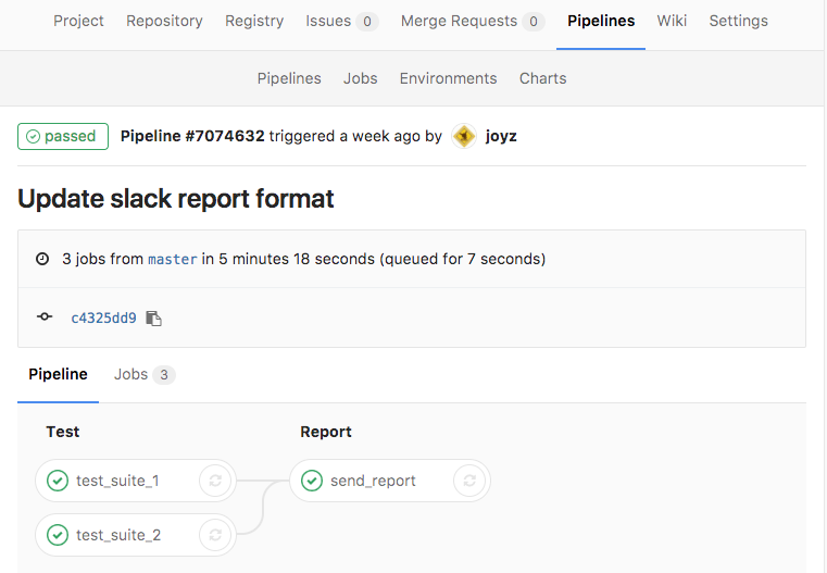 Catch bugs systematically: how to build a GitLab CI testing