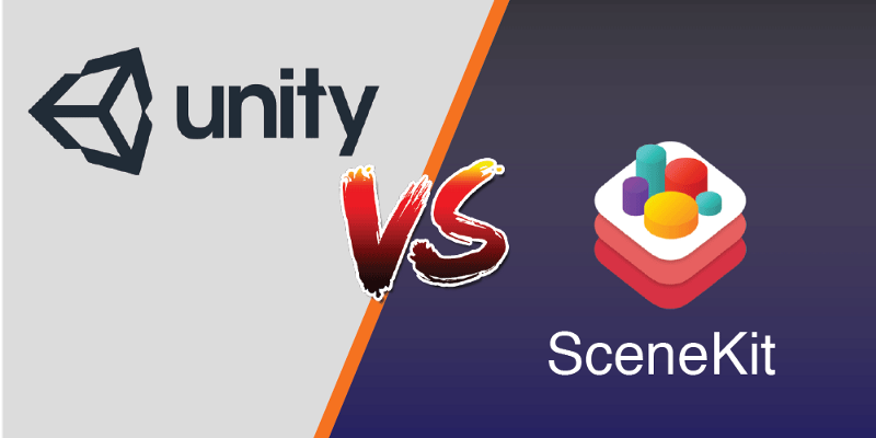 Unity vs SceneKit: which tool you should use to build your