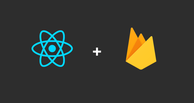 React and Firebase are all you need to host your web apps