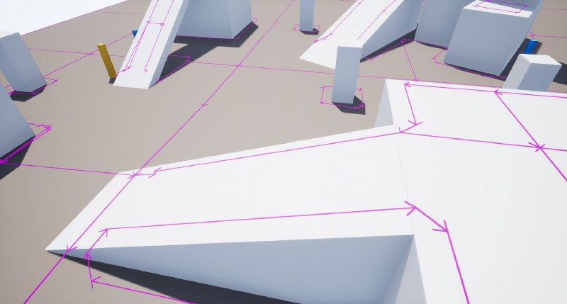 How to build a real-time dynamic cover system in Unreal Engine 4