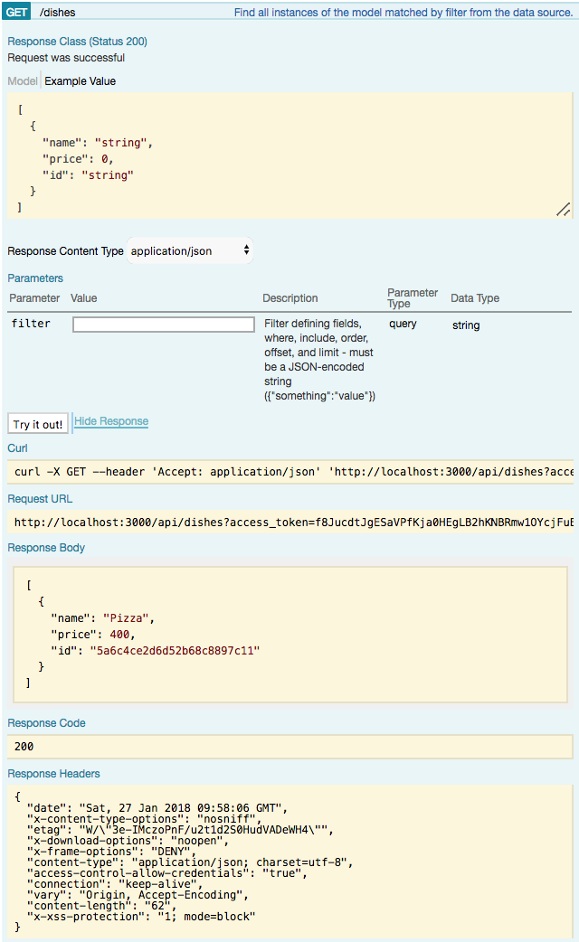 How to Build a RESTful API with Authentication in 5 minutes — all