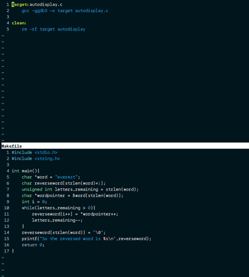 Why I love Vim: It's the lesser-known features that make it so amazing