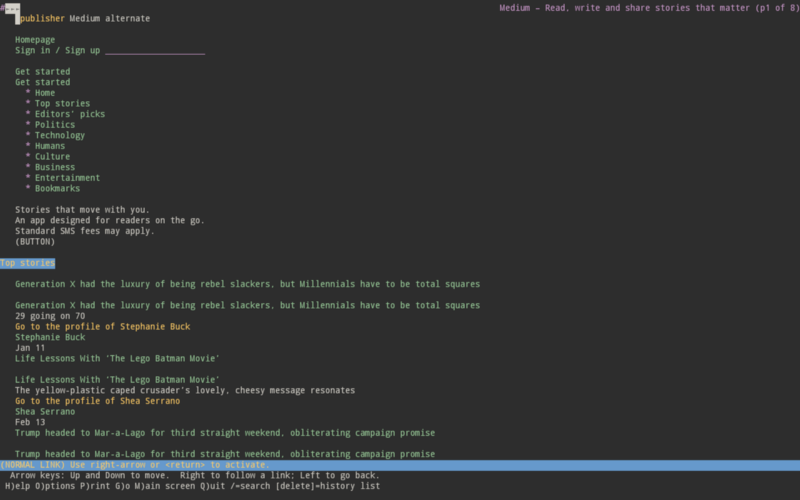 How I built a web server using Go — and on ChromeOS