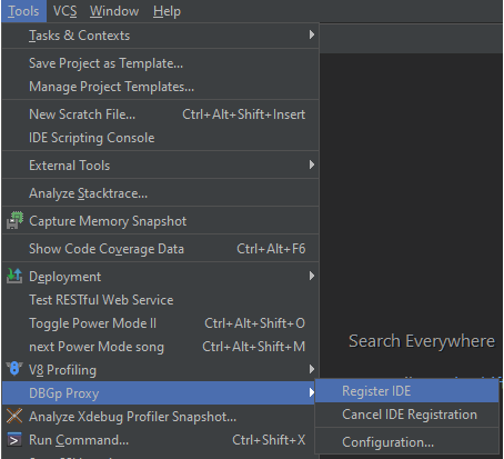 Multi-User Debugging in PhpStorm