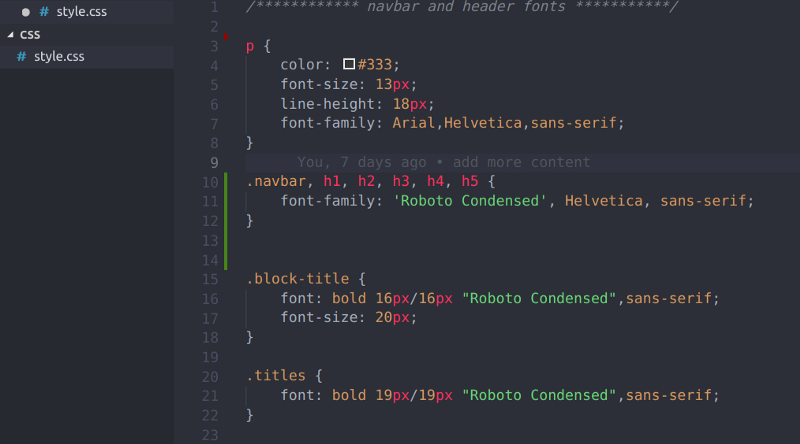 """Why you should stop writing CSS in """"CSS"""""""