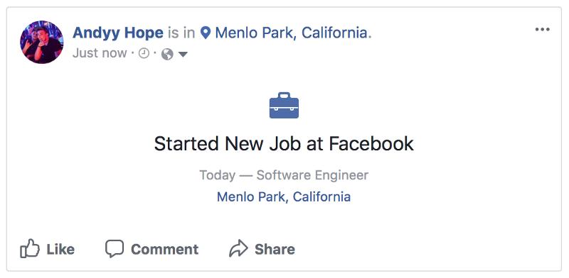 I just got a developer job at Facebook  Here's how I prepped