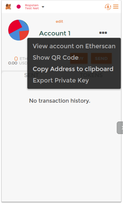 Create an Ethereum token using open source contracts (open