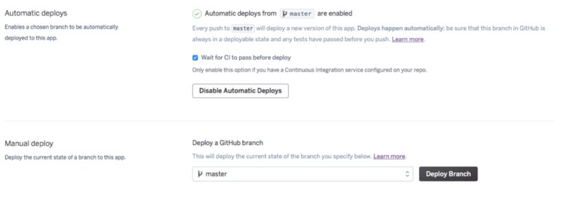 How to set up continuous integration and deployment for your