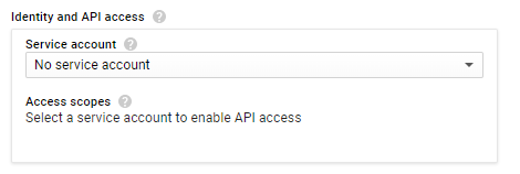 How to create and connect to Google Cloud Virtual Machine