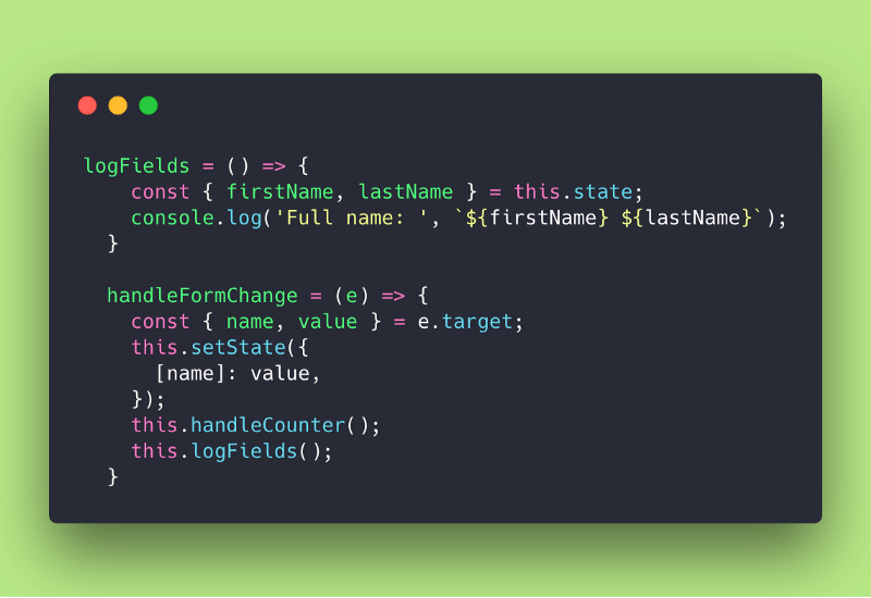 How to become a pro with React setState() in 10 minutes