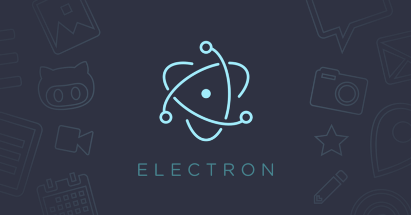 Learning Electron.js
