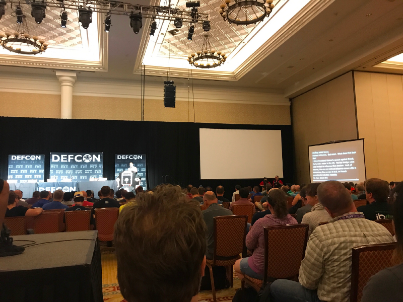How I Hacked DEF CON