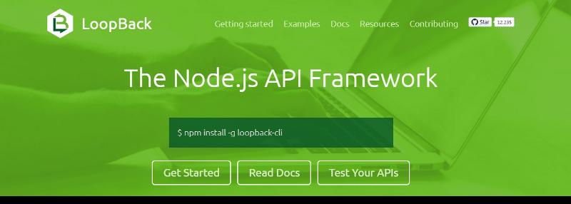 10 Node js Frameworks Worth Checking Out: Express, Loopback, Hapi