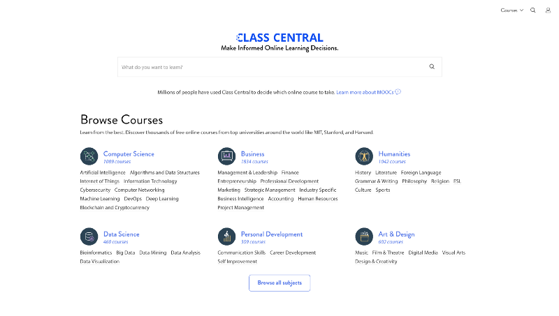 550 Free Online Programming & Computer Science Courses You