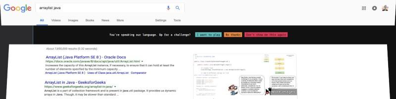 The Foobar challenge: Google's hidden test for developers