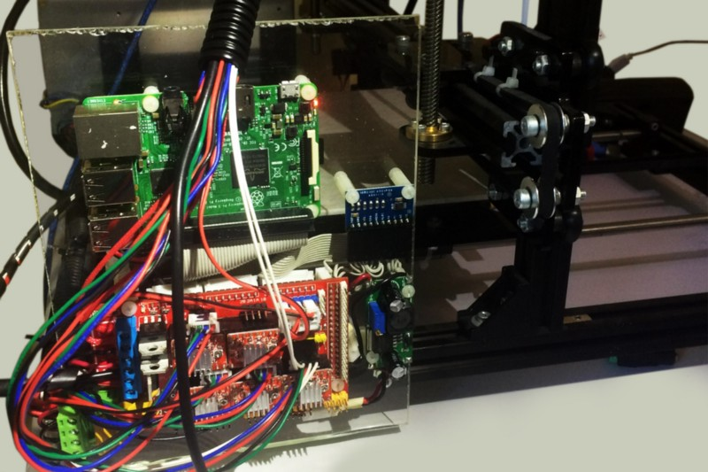 How you can use Python to build your own CNC controller and