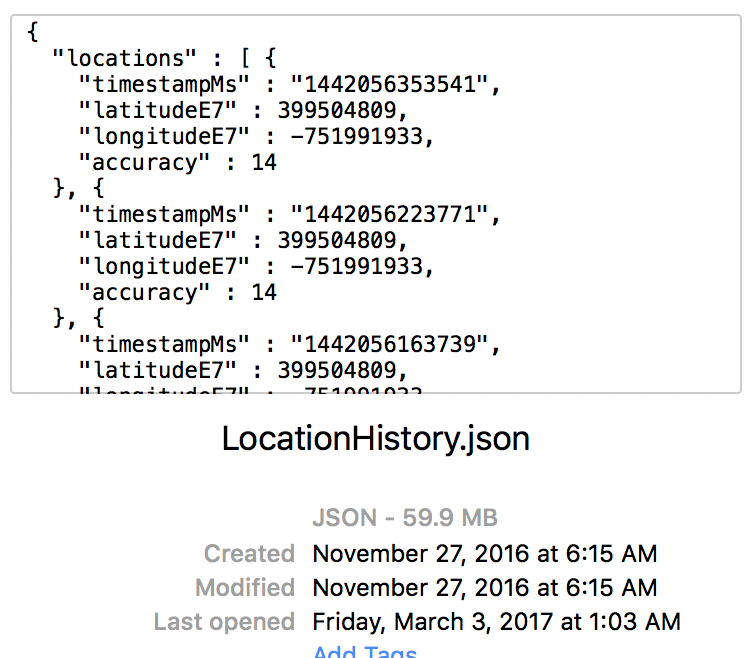 How we built an app that uses worker location history to