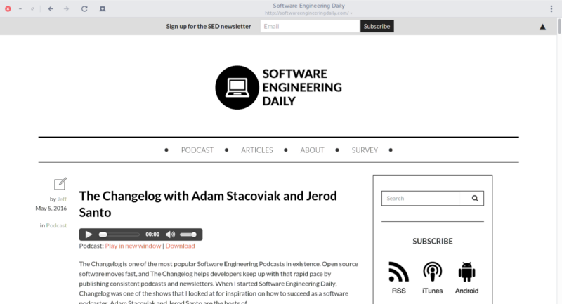 The best podcasts for new coders, and the best tools for