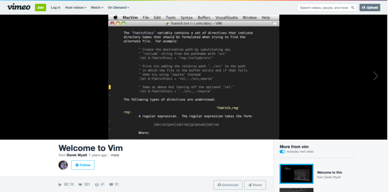 Vim isn't that scary  Here are 5 free resources you can use