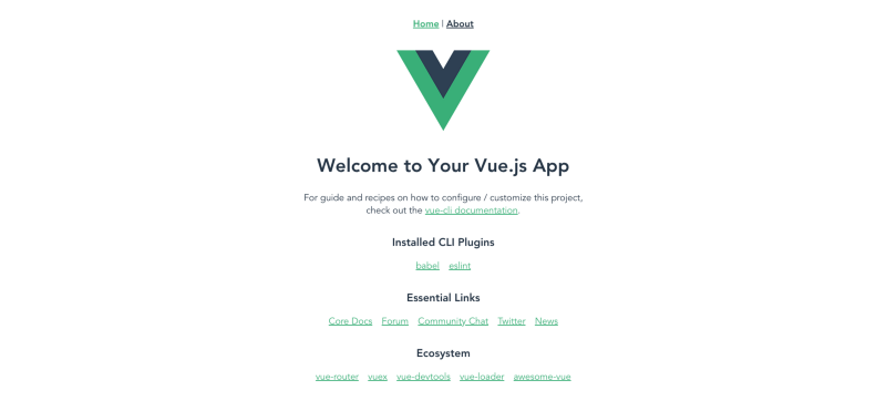 How to build a Single Page Application using Vue js, Vuex