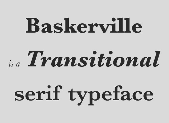 How Typography Determines Readability: Serif vs  Sans Serif