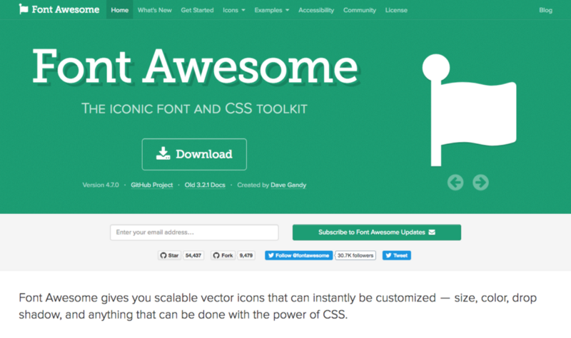 Let's make multi-colored icons with SVG symbols and CSS