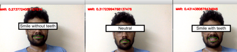 Smilefie: how you can auto-capture selfies by detecting a smile