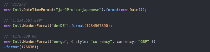 How to get started with internationalization in JavaScript