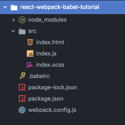 How to use ReactJS with Webpack 4, Babel 7, and Material Design