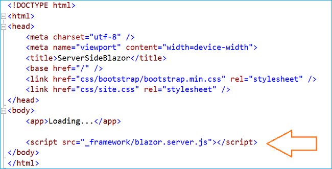 A quick introduction to Server-side Blazor apps
